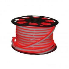 220V Светодиодный шнур Led Flex IP66 (ЦЕНА ЗА 1МЕТР) КРАСНЫЙ
