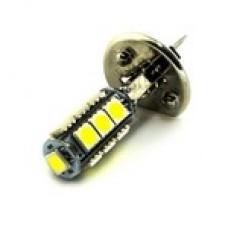 24V H1  13SMD 5050 белая 60Lm