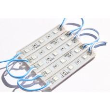 12 модуль 3SMD 5054 0,7W Синий